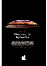 Prospectus  : iPhone Xs