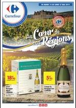 Prospectus Carrefour : Au cœur de nos régions