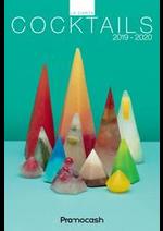 Promos et remises  : Carte cocktails 2019-2020