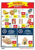 Prospectus Carrefour Market : Les promos du frais : offres valables à partir du 15 mai