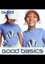 Promos et remises  : Good Basics