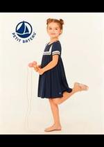 Prospectus Petit Bateau : Nouveautes Fille