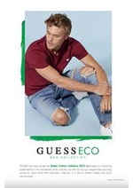 Catalogues et collections Guess : Man Collection