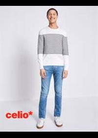 Prospectus celio ARCUEIL : Collection Jeans