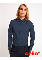 Prospectus Celio : Collection Chemises