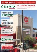 Prospectus  : Nouveau dans votre Casino #Géant Villeneuve-Loubet