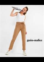 Prospectus Grain de Malice : Le Pantalon en Lin