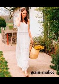 Prospectus Grain de Malice Rosny-sous-Bois : Collection Robes
