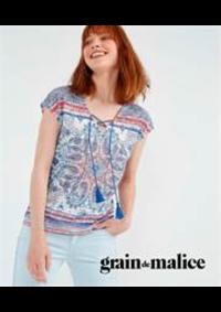 Prospectus Grain de Malice Rosny-sous-Bois : Collection T-Shirts