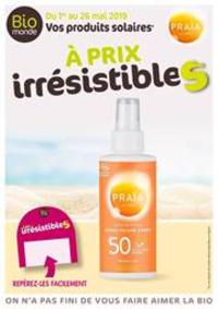 Prospectus Biomonde PARIS 13 RUE DE MAUBEUGE : À prix irrésistibles