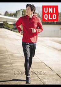 Prospectus Uniqlo So Ouest : Lookbook Men
