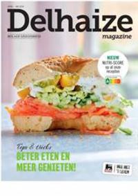 Prospectus Proxy Delhaize Woluwe-Saint-Lambert : Delhaize Magazine Mix&Match