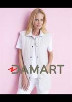 Catalogues et collections Damart : Manteaux Femme