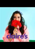 Prospectus claire's : Mode Femme