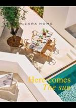 Prospectus ZARA HOME : Here comes the sun