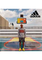 Catalogues et collections Adidas : New Arrivals