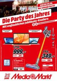 Prospectus Media Markt : Die Party des Jahres