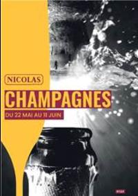 Prospectus NICOLAS CHOISEUL : Champagnes