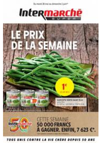 Prospectus Intermarché Super Vaux le Penil : LE PRIX DE LA SEMAINE