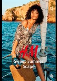Prospectus H&M Mulhouse : Sweet summer scape