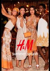 Prospectus H&M Arcueil : Summer splash