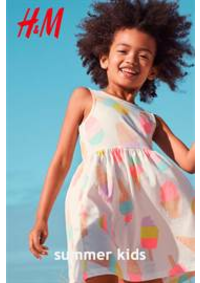 Prospectus H&M Arcueil : Summer Kids