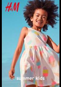 Prospectus H&M Paris 120 rue de Rivoli : Summer Kids