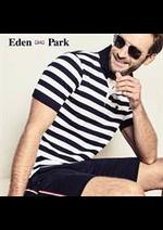 Prospectus Eden Park : Nouveautés