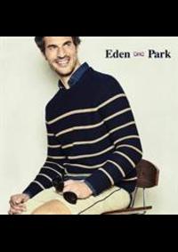 Prospectus Revendeur Eden Park ST BRICE SOUS FORET : Collection Homme