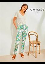 Prospectus Cyrillus : Nouveautés / Femme