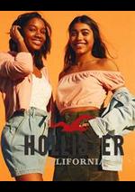 Prospectus Hollister : Veste Femme
