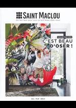 Prospectus Saint Maclou : Collection 2019 C'est beau d'oser!