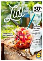 Prospectus Lidl : Le Mag Été
