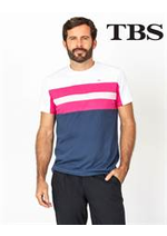 Prospectus TBS : T- Shirts Homme