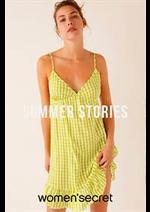 Catalogues et collections Women'secret : Summer stories