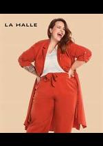 Prospectus La Halle : Nouveautés