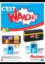 Bons Plans Auchan : C'est Waaoh !!!