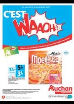 Prospectus Auchan : C'est Waaoh !!!
