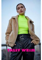 Catalogues et collections TALLY WEiJL : New Arrivals
