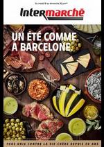 Prospectus Intermarché Super : UN ÉTÉ COMME À BARCELONE.