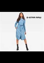 Prospectus G Star : Nouveautés / Femme