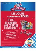 Jeux concours  : Super Leader Days