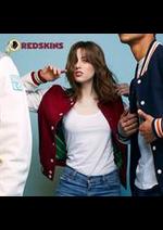 Prospectus Redskins : Nouvelle Mode