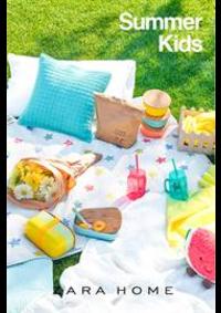 Prospectus ZARA HOME PARIS : Summer Kids