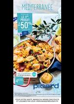Promos et remises  : Folder Picard Mediterranee