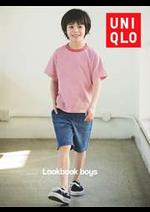 Promos et remises  : Lookbook Boys