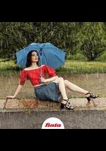 Prospectus Bata : Nouvelle Collection