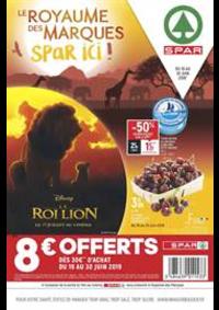 Prospectus Spar SURESNES : Le Royaume des marques Spar ici!