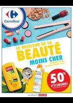 Prospectus Carrefour : Le meilleur de la beauté