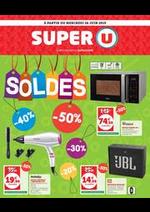 Prospectus Super U : SOLDES